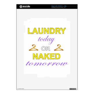 Laundry Skins For The iPad 2