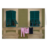 Laundry Stationery Note Card