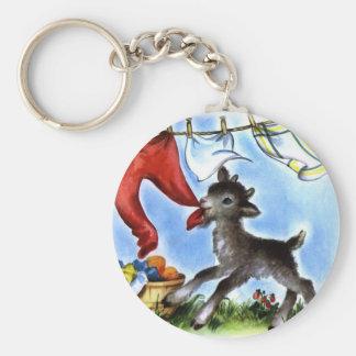 Laundy Thief Key Chains