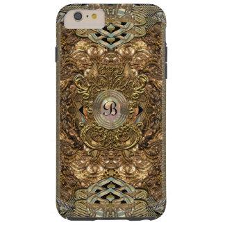Launuette Victorian Elegant Girly Tough iPhone 6 Plus Case