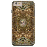 Launuette Victorian Elegant Girly Tough iPhone 6 Plus Case