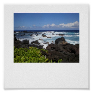 Laupahoehoe, Hawaii Póster