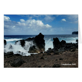 Laupahoehoe Point Card