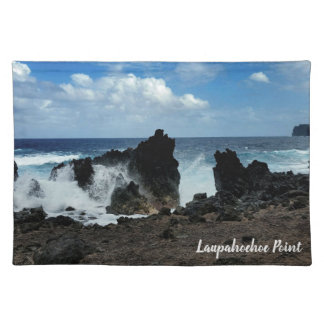 Laupahoehoe Point Cloth Placemat