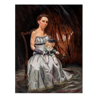 Laura Atkins Art Postcard
