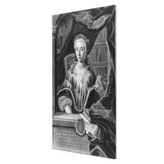 Laura Maria Caterina Bassi Canvas Print