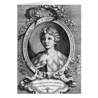 Laura Maria Caterina Bassi Card
