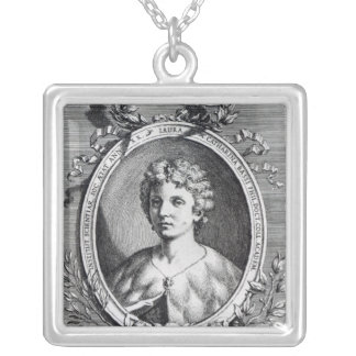 Laura Maria Caterina Bassi Silver Plated Necklace