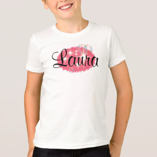 Laura personalized t-shirt