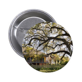 Laura Plantation,  New Orlean Pinback Button