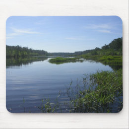 """""""LAURA S. WALKER STATE PARK"""" MOUSE PAD"""