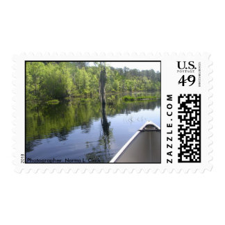 Laura S. Walker State Park Postage