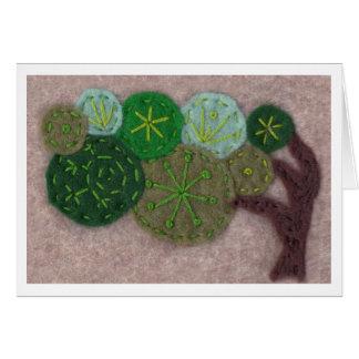 Laura Tree Card