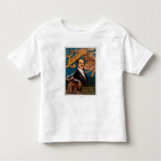 Laurant Magician, Illusionist, Entertainer Magic Toddler T-shirt