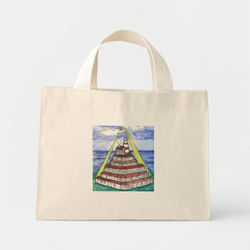 Laura's Lighthouse. Bag