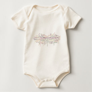 Laurel and Hardy Film List Clothing Baby Bodysuit