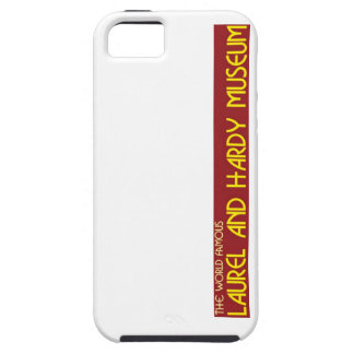 Laurel and Hardy Museum Logo iPhone Case iPhone 5 Cases