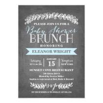 Laurel Brunch | Baby Shower Invitation