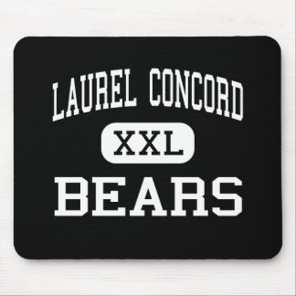 Laurel Concord - Bears - High - Laurel Nebraska Mouse Pad