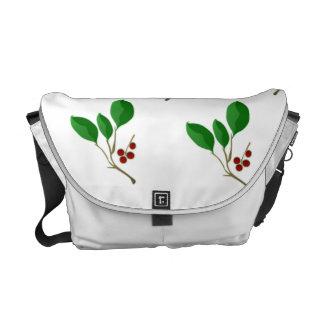 Laurel de cereza bolsa messenger