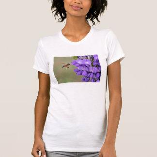 Laurel de montaña de Tejas Camisetas