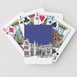 Laurel Hall building wedding venue Bicycle Playing Cards