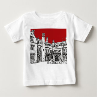 Laurel Hall red venue Baby T-Shirt