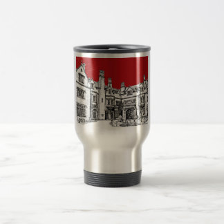 Laurel Hall red venue Coffee Mugs