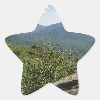 Laurel Highlands Pennsylvania Star Sticker