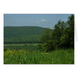 Laurel Highlands Pennsylvania Summer Photography Card