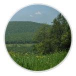 Laurel Highlands Pennsylvania Summer Photography Ceramic Knob