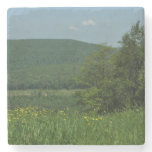 Laurel Highlands Pennsylvania Summer Photography Stone Coaster
