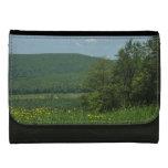 Laurel Highlands Pennsylvania Summer Photography Wallet For Women