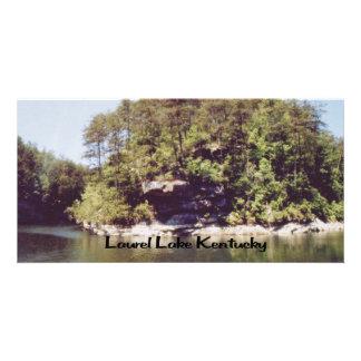 Laurel Lake Kentucky Card