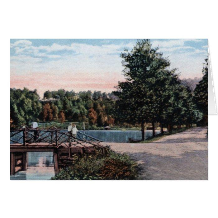 Laurel Park Henderson North Carolina Card