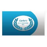 Laurel Wreath Business Card