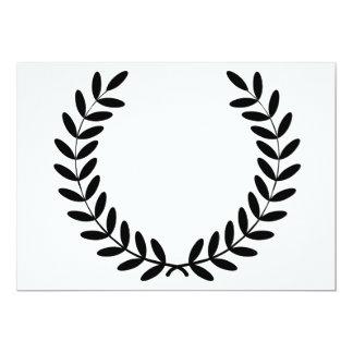 Laurel Wreath Invitations