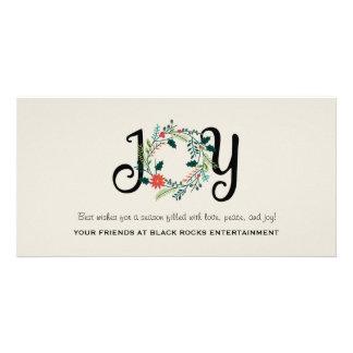 Laurel Wreath Joy Corporate Card
