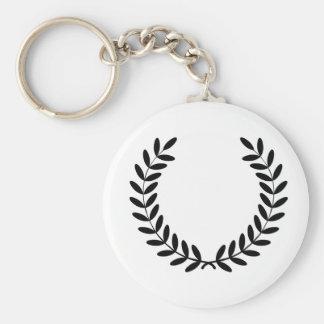 Laurel Wreath Keychain