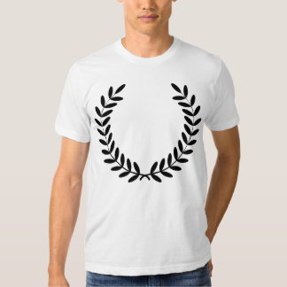 Laurel Wreath Mens T-Shirt