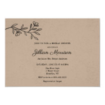 Laurels | Wedding Bridal Shower invite