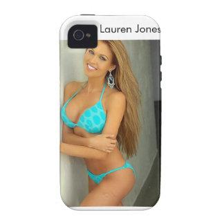 Lauren Jones iPhone Case Case For The iPhone 4