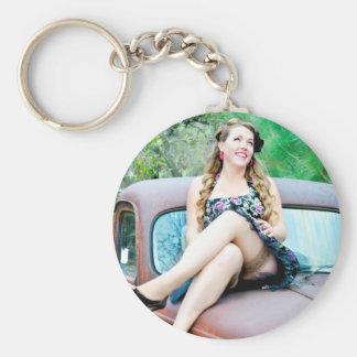 lauren key chain