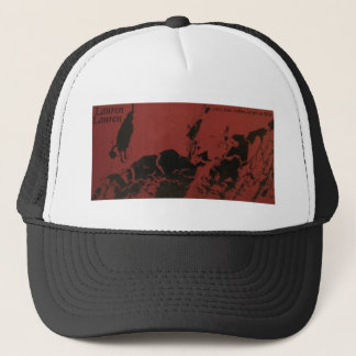 lauren lauren trucker hat