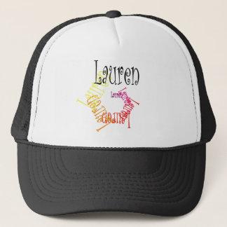 Lauren Trucker Hat