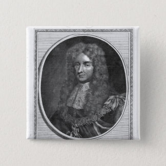 Laurence Hyde, 1st Earl of Rochester Button