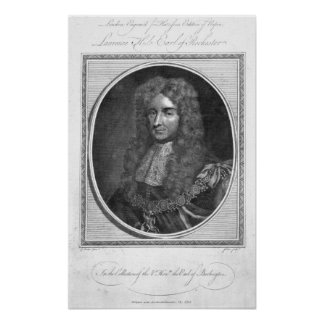 Laurence Hyde, 1st Earl of Rochester Poster