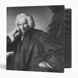 Laurence Sterne, engraved by Edward Fisher Binder