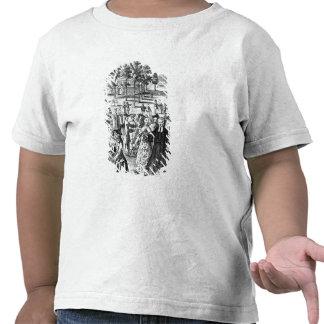 Laurence Sterne Camisetas