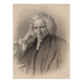 Laurence Sterne Postcard